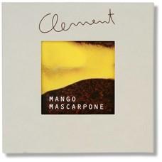 Clement Chococult Dunkle Schokolade gefüllt mit Mango Mascarpone