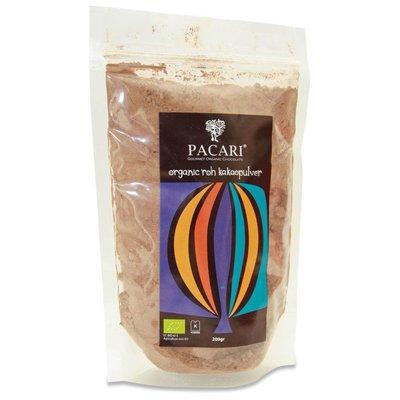 Pacari Bio-Kakaopulver 100% Raw