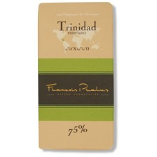 Pralus Dunkle Schokolade 75% Trinidad
