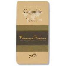 Pralus Dunkle Schokolade 75% Colombie