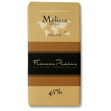 Pralus Milchschokolade 45% Melissa