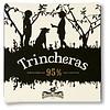 Rózsavölgyi Csokoládé Dunkle Schokolade 95% Trincheras
