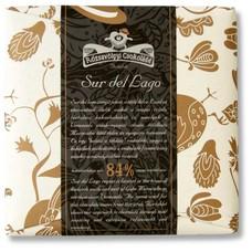 Rózsavölgyi Csokoládé Dunkle Schokolade 84% Sur del Lago