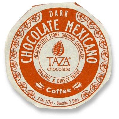 Taza Chocolate Dunkle Bio-Schokolade 55% Coffee