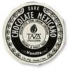 Taza Chocolate Dunkle Bio-Schokolade 50% Vanilla