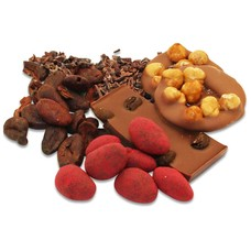 Knackige Schokolade