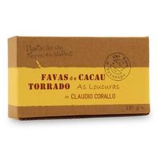 Claudio Corallo Favas de Cacau Geröstete Kakaobohnen