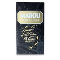 Marou Dunkle Schokolade 85% - Heart of Darkness
