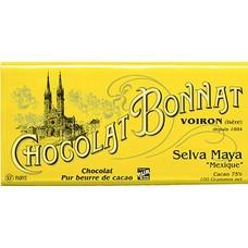 Bonnat Dunkle Schokolade Selva Maya 75%