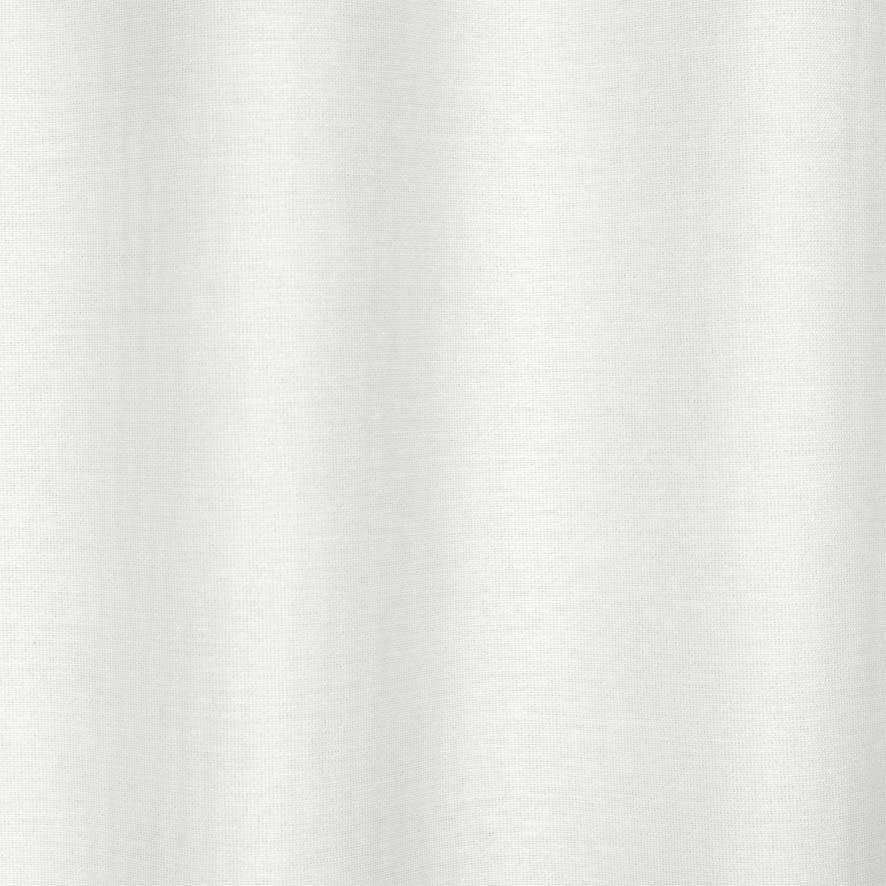 Basics - voiles & vitrages FR Visie 300 - Blanc