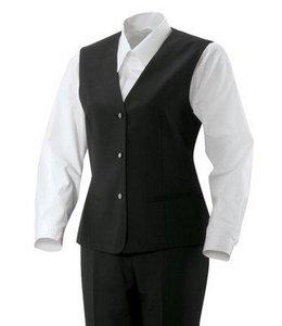 Exner Dames gilet in 100% polyester voor horeca en beveiliging - CATANIA