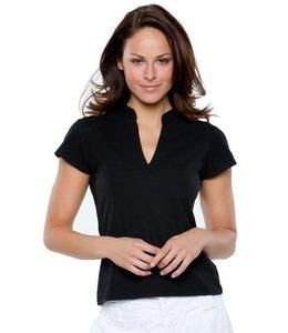 Kustom Kit T-shirt met korte mouw - KENDRA