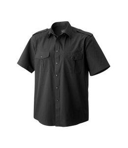 Exner Piloten overhemd met korte mouwen - OREGON