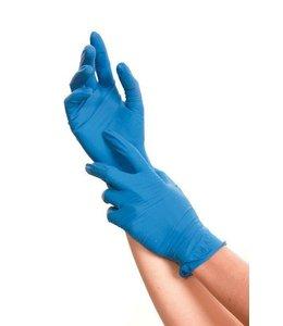 Hygostar Latex handschoen powderfree - SOFTBLUE