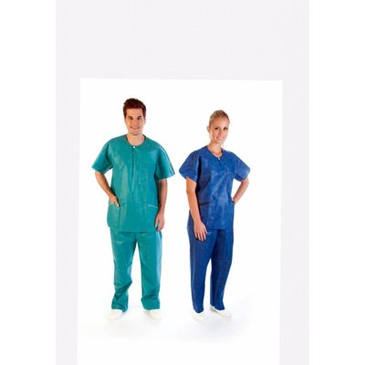disposable OP kleding, patientenhemden