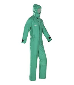Sioen Overall met uitstekende bescherming tegen chemicaliën,- ZURICH