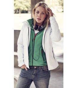 Printer Dames fleece vest - LESLEY