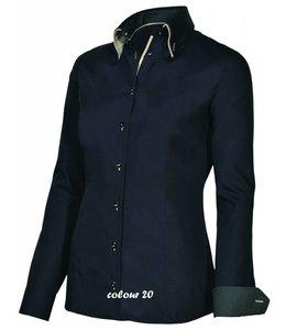 Giovanni Capraro Italiaans design dames blouse - EMILIANA