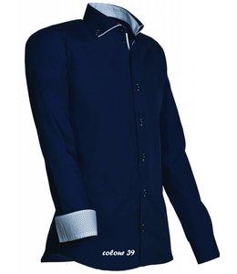 Giovanni Capraro Italiaans design heren overhemd - FLORIANO