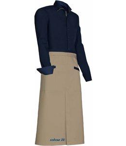 Giovanni Capraro luxe sloof STAVANGER (CRESENZO) met passende contrastkleuren bijpassend bij italiaanse design blouses