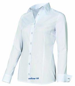 Giovanni Capraro Italiaans design dames blouse FIAMETTA