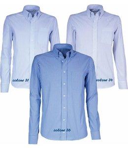 Giovanni Capraro Heren overhemd  met EXTRA LANGE MOUW- GASPARO