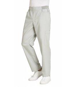 Leiber Heren pantalon met elastische band aan beide zijkanten - TROY