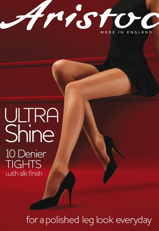 Aristoc 10D. Ultra Shine Tights