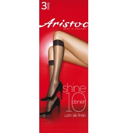 Aristoc 10D. Shine Kniekousje