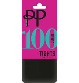 Pretty Polly 100D. super soft opaque panty