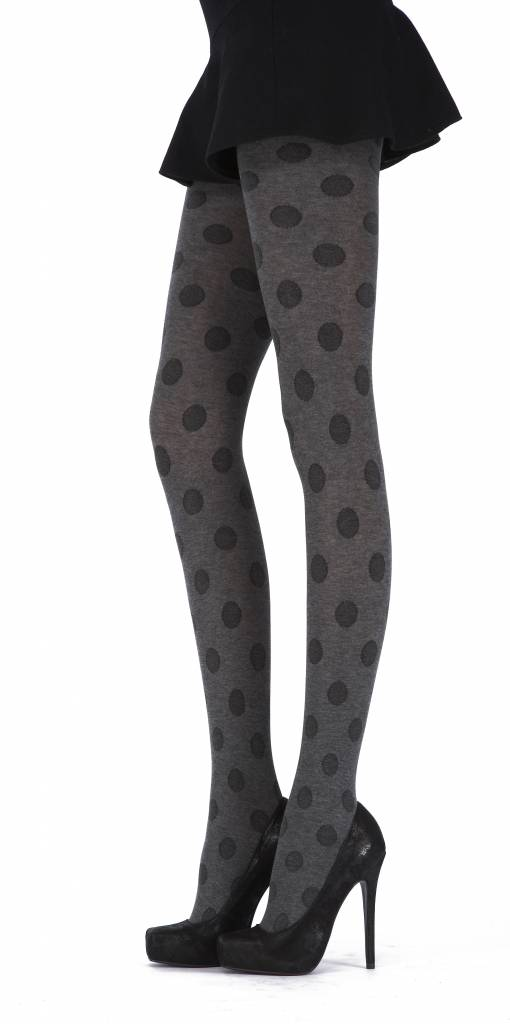 Pretty Polly Fashion Spot Opaque Tights