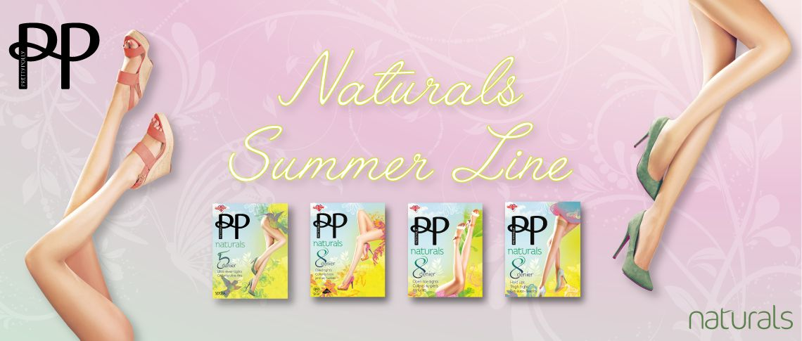 Naturals Summer Line Header