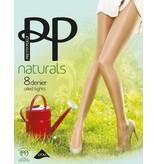 "Pretty Polly 8D. ""Naturals"" Oiled Shine zomerpanty"