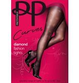 Pretty Polly Dot Diamond Fashion Tights