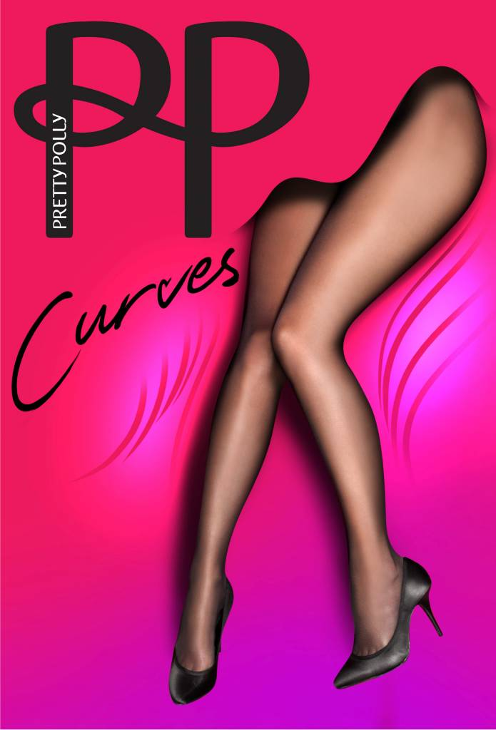 Pretty Polly 10D. Matt Run Resist Tights