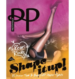 Pretty Polly Tum Bum Shaper Tights
