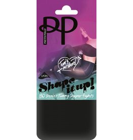 Pretty Polly 80D Tummy Shaper Tights