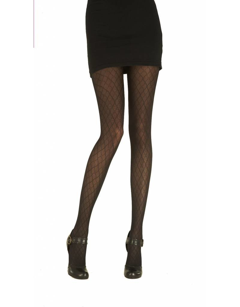 Pretty Polly Fashion Tangled Cable Tights