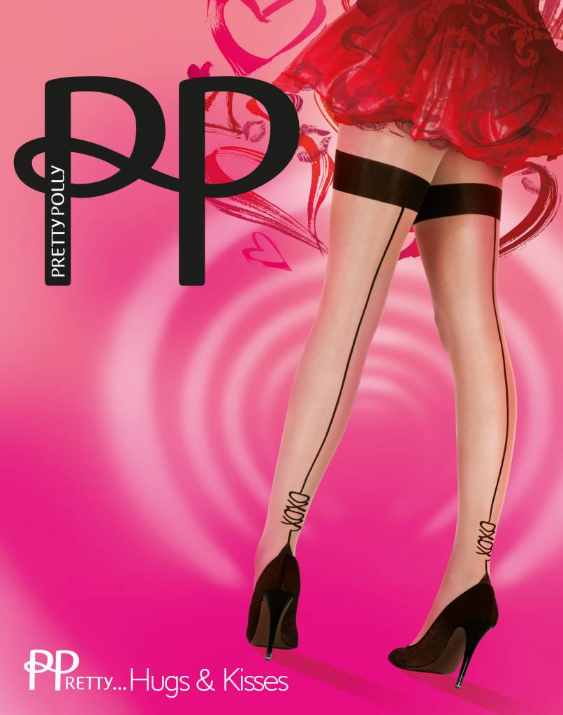 Pretty Polly Hugh Kissed Tights
