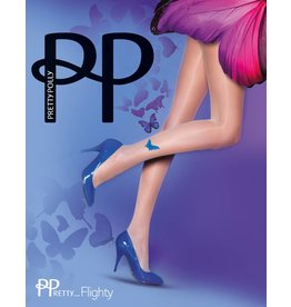 Pretty Polly Butterfly Tattoo Tights