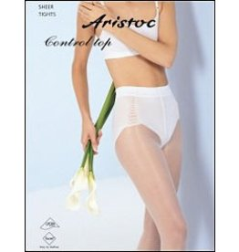 Aristoc 10D. Bridal Tights with Control Top