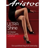 Aristoc 10D. Ultra Shine Hold Up's