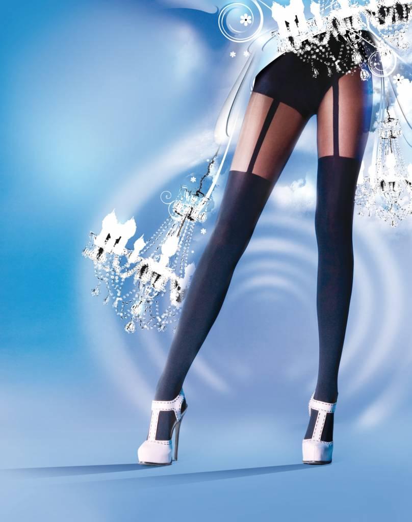 Pretty Polly Suspender Tights