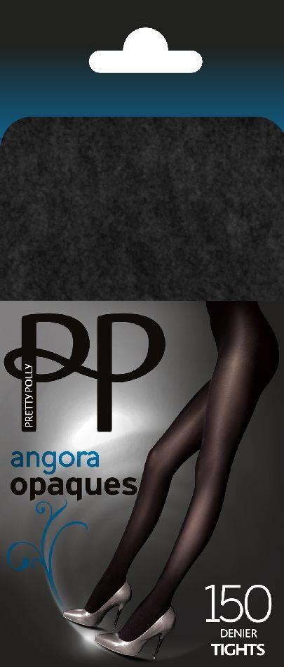Pretty Polly 150D. Angora blend Panty