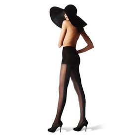 Pretty Polly Catwalk Opaque Tulle Panty