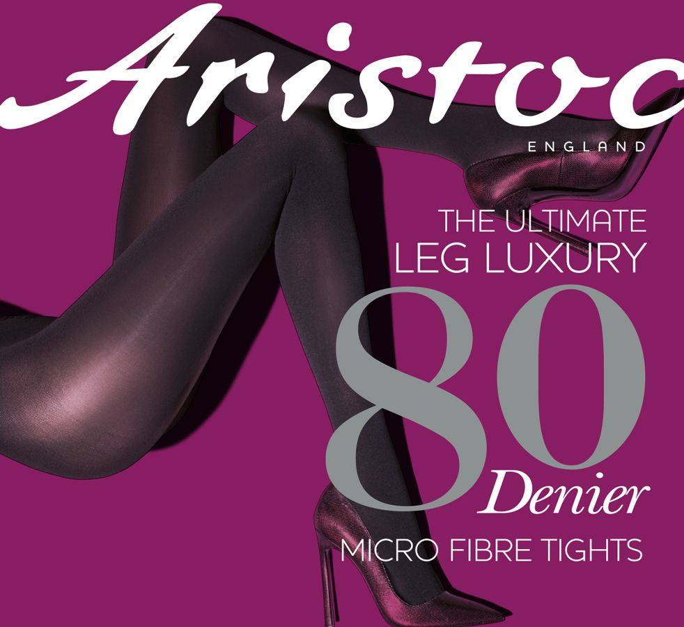 Aristoc 80D. Opaque Panty