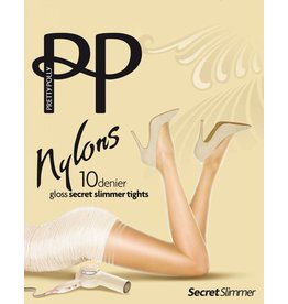 "Pretty Polly Panty 10D. secret slimmer ""Nylons"""
