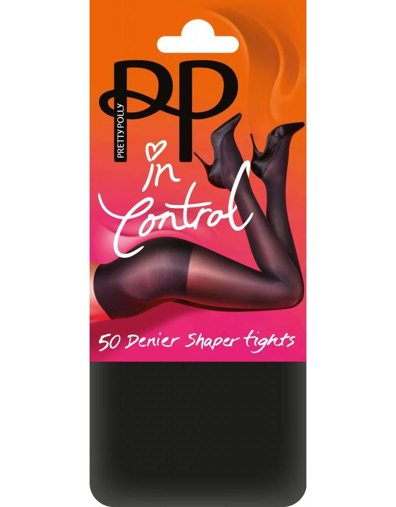 Pretty Polly Opaque Shaper Panty