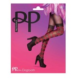 Pretty Polly Dogtooth Secret Tights