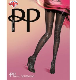 Pretty Polly Paint Splatter Tights